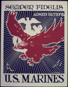 SEMPER_FIDELIS_-_ALWAYS_FAITHFUL._U.S._MARINES_-_NARA_-_515372